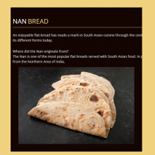 Which came first? The Naan, Chapatti or the Pita Bread?