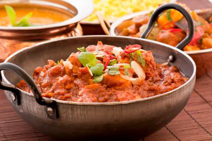 Chicken Chilli Balti