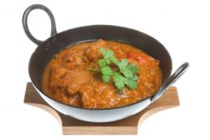 Lamb Vindaloo Indian Curry