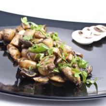 Mushroom Bajhi