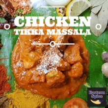 Chicken Tikka Massala